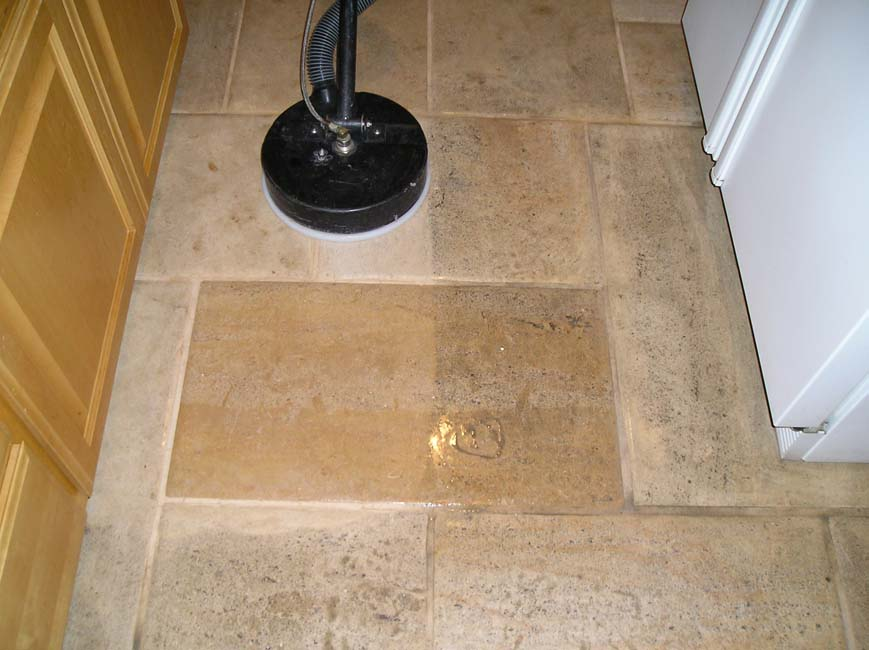 Thousand Oaks Travertine And Limestone Cleaning 818 707
